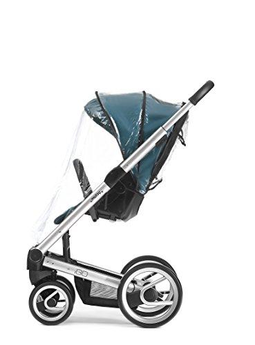 Mutsy Igo Stroller Seat Rain Cover, Clear