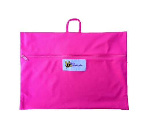 Baby BeeHinds Wet Bag - Pink