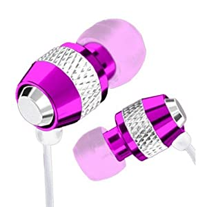 NEW! I-Smart IS-004 Earphones iPod Nano Pink