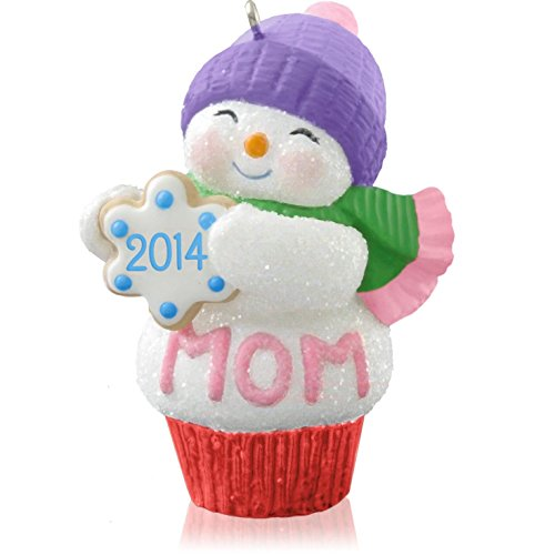 Hallmark QGO1083 Mom – 2014 Christmas Keepsake Ornament