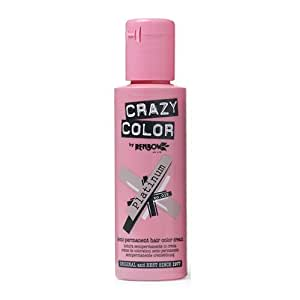 Crazy Color Crazy Color Platinum Semi Permanent Hair Color