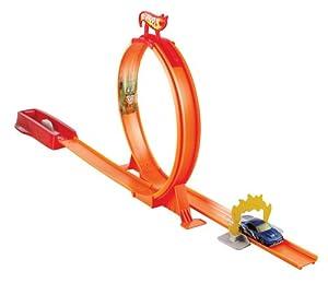 Hot Wheels City Loop & Launch Trackset