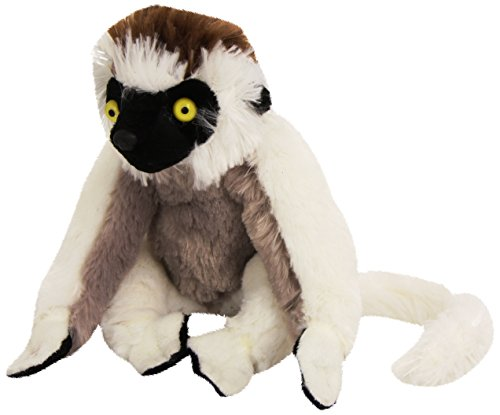 "Wild Republic CK-Mini Sifaka 8"" Plush"