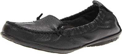 Hush Puppies Women's Ceil Slip On Casual Loafer Black 5 M US
