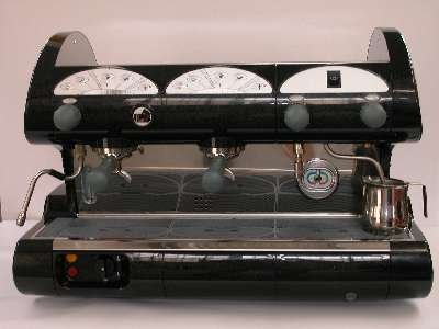 La Pavoni commercial Volumetric espresso machine