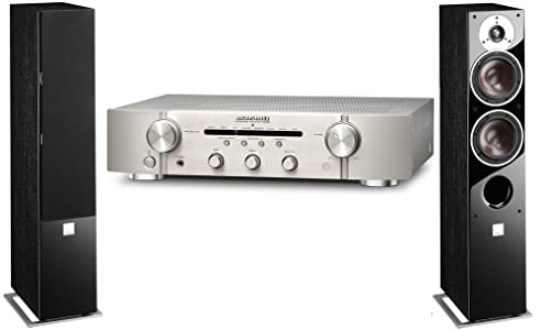 Review and Buying Guide of The Best Marantz PM6005 Silver + Dali Zensor 5 White (R)