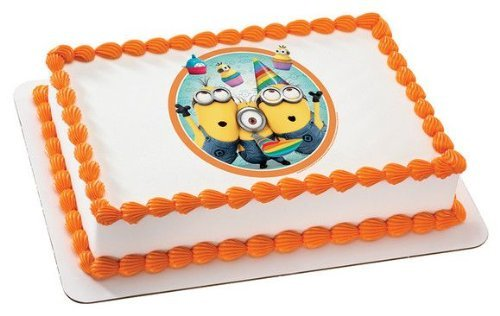Despicable Me Birthday Parties