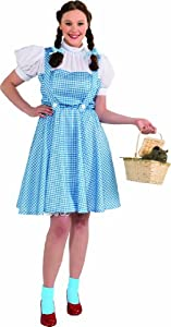 Rubie's Costume Plus-Size Wizard Of Oz Deluxe Dorothy Costume