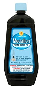 Lamplight 60020 Clear Medallion Lamp Oil, 18-Ounce at Sears.com