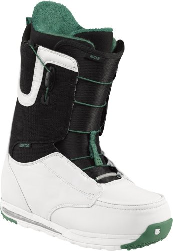 Burton Herren Boot Ruler, white/black/green,