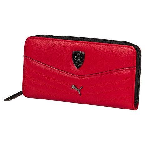 Puma-Ferrari-Rosso-Corsa-Womens-Wallet-7394402