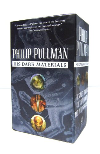 His Dark Materials Trilogy, Philip Pullman