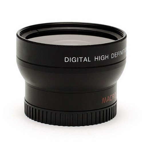 37Mm High-Definition Multi Coated 2X Telephoto Lens