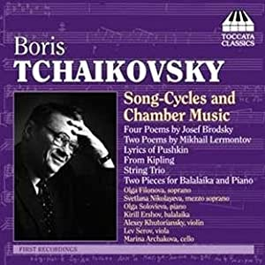 Tchaikovsky: Song-Cycles and C