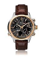 Timex Reloj de cuarzo Man Intelligent World time 44 mm