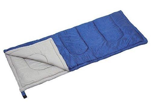 キャプテンスタッグ 寝袋 シュラフ プレーリー封筒型シュラフ600 ネイビー [最低使用温度15度] M-3449