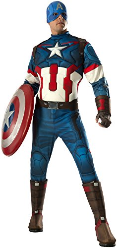 Rubie's Men's Avengers 2 Age Of Ultron Adult Captain America