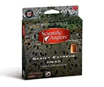 Scientific Anglers Mastery Skagit Extreme Head Fly Line 440 Grain Orange