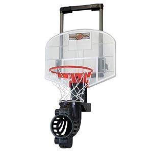 Amazon.com : Franklin Sports Shoot Again Basketball : Toy ...