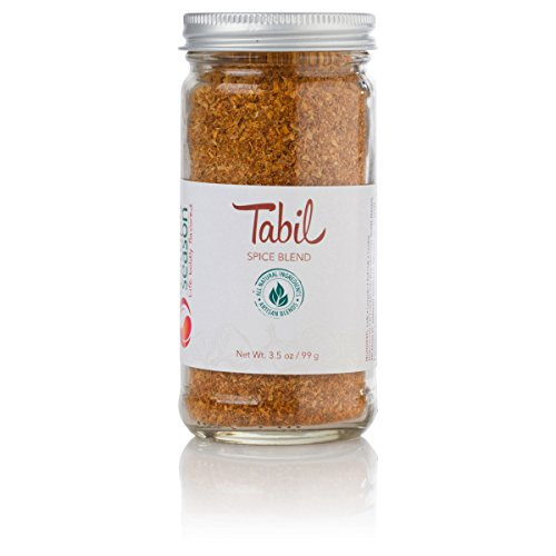 Tabil Spice Blend Recipes — Dishmaps