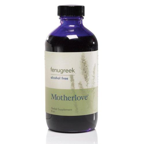 Motherlove Fenugreek Alcohol Free 8Oz front-881451