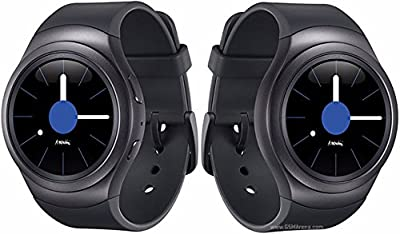 Samsung Gear S2 in Dark Grey Color