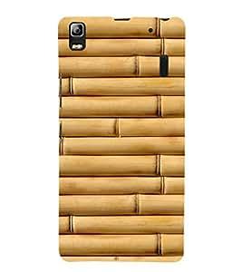 EPICCASE Bamboo wall Mobile Back Case Cover For Lenovo A7000 (Designer Case)