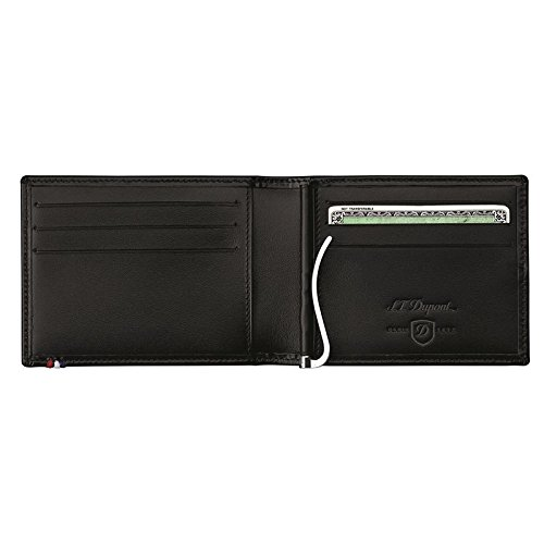 black-wallet-card-and-notes-holder-french-brand-st-dupont-line-d-collection