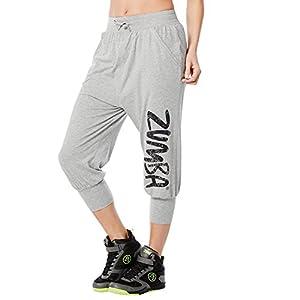 Zumba Fitness Women's Z Jersey Capri