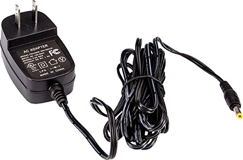 Bushnell Surveillance Camera AC Power Adapter with 10-Feet Cord