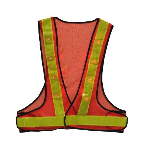Grip Led Safety Vest