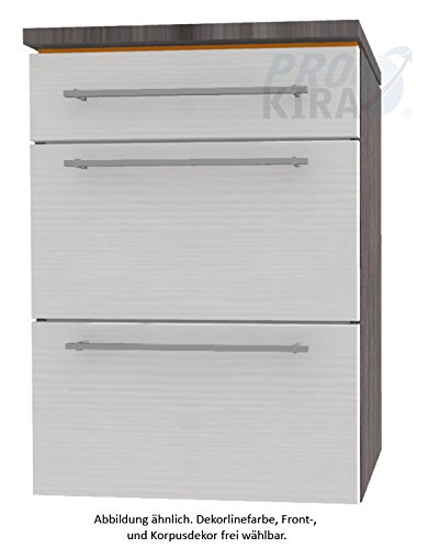 Perfect Cool Line Highboard (HBA566 A5M) Bathroom, 60 cm