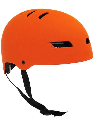 Globe Helm Free Ride Helmet, highlighter orange, L/XL (59 cm), 12025001