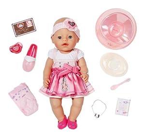 zapf creation ag 818138 baby born interactive. Black Bedroom Furniture Sets. Home Design Ideas
