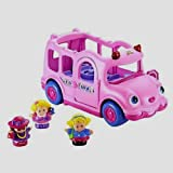 Little People - Little Movers Pink School Busby Fisher-Price