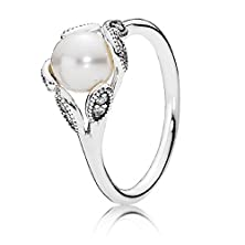 buy Pandora Luminous Leaves Ring 190967P, Different Sizes Available (7 / 54)