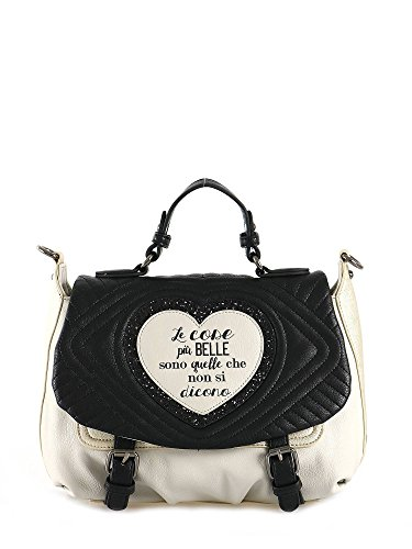 "Borsa Le Pandorine School Bag ""Belle"" AI16DBE01960-02 nero"