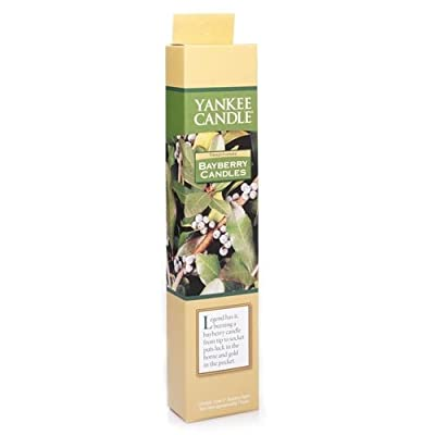 Yankee Candle Natural Bayberry