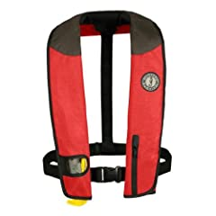 Buy Mustang Survival Deluxe Manual Inflatable PFD by Mustang Survival