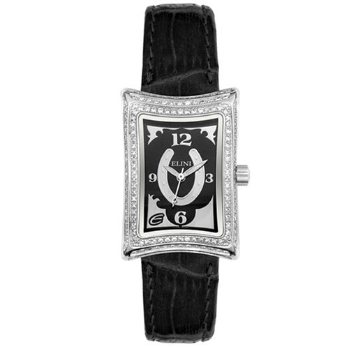 Elini Women's Nazar Diamond Watch #BK784STBK - Buy Elini Women's Nazar Diamond Watch #BK784STBK - Purchase Elini Women's Nazar Diamond Watch #BK784STBK (Elini, Jewelry, Categories, Watches, Women's Watches, By Movement, Swiss Quartz)
