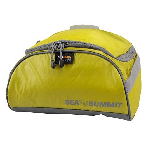 SEA TO SUMMIT(シートゥサミット) トラベリングライト トイレタリーセル S ライムグリーン 1700143