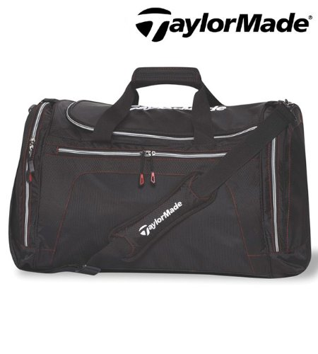 TaylorMade Performance Weekend Tote, Black