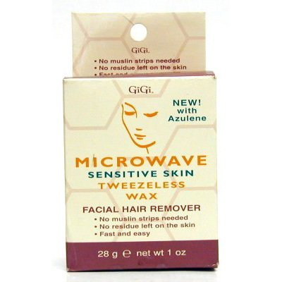 GIGI Sensitive Tweezeless Wax Mikrowelle - GG0893