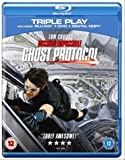 Mission Impossible: Ghost Protocol Triple Play, Blu Ray, DVD & Digital Copy