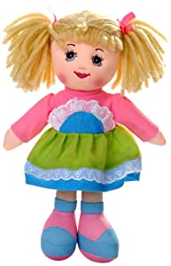Play n Pets PNP-3380-9 Soft Doll 30cm (Small)