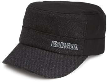 Kangol Men's Textured Wool Army Cap at Amazon Men's ...