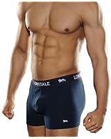Lot de 2 sexy caleçon boxer homme Lonsdale sous-vêtements Couleur Bleu
