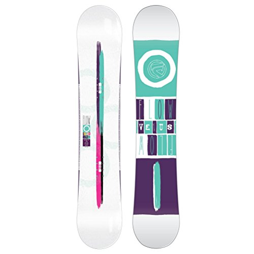 Flow Venus Snowboard 2014, Bright, 143