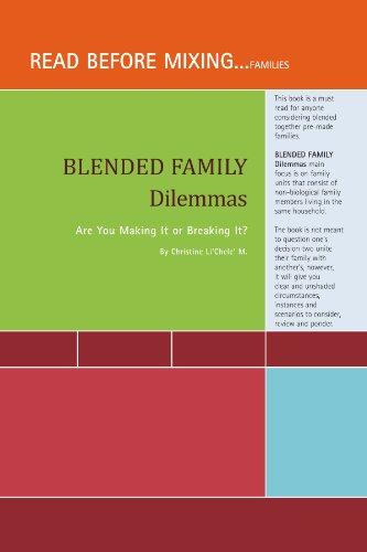 Blended Family Dilemmas