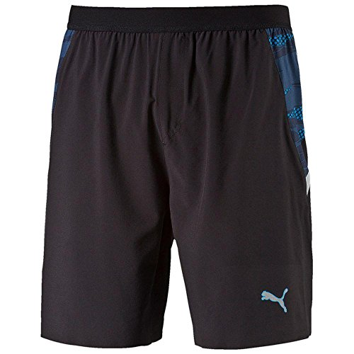 Woven-7-shorts-black-graphic-insert-cloisenne-1516-Puma